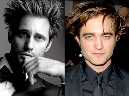 Alexander Skarsgard, VMAN Magazine, Robert Pattinson