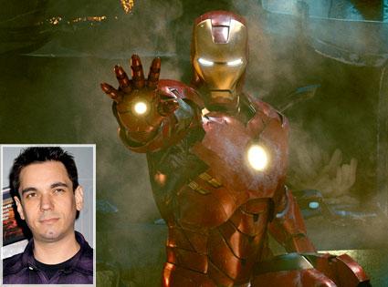 Iron Man 2, DJ AM (Adam Goldstein)