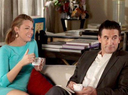 Blake Lively, Billy Baldwin, Gossip Girl