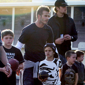 David Beckham met a Game of Thrones actor and got hilariously starstruck