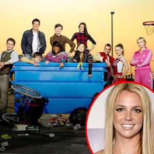 Glee Cast, Britney Spears