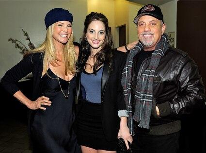 Christie Brinkley, Alexa Ray Joel, Billy Joel
