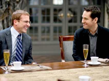 Dinner for Schmucks, Steve Carell, Paul Rudd