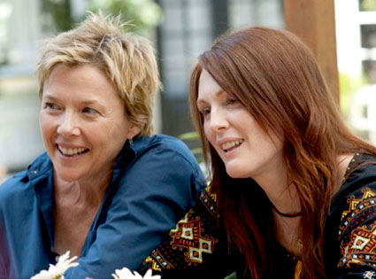 The Kids Are All Right, Annette Bening, Julianne Moore