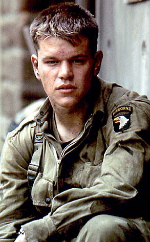 Matt Damon, Saving Private Ryan