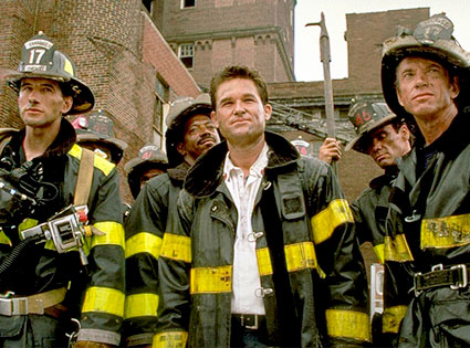 Billy Baldwin, Kurt Russell, Backdraft