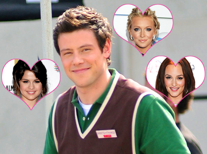 Cory Monteith, Leighton Meester, Katie Cassidy, Selena Gomez