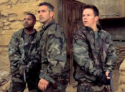 Ice Cube, George Clooney, Mark Wahlberg, Three Kings