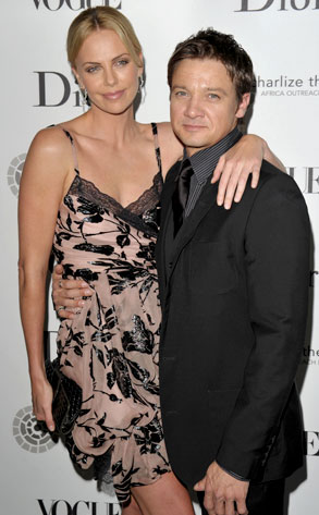 Charlize Theron, Jeremy Renner