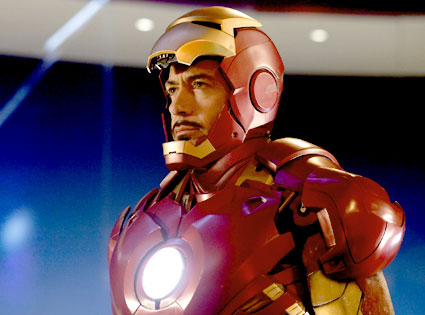 Robert Downey Jr., Iron Man 2