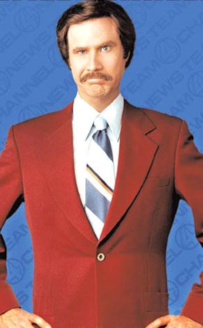 Will Ferrell, Anchorman