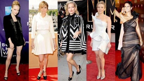 Amanda Seyfried, Jennifer Lopez, Kate Hudson, Scarlett Johansson, Halle Berry