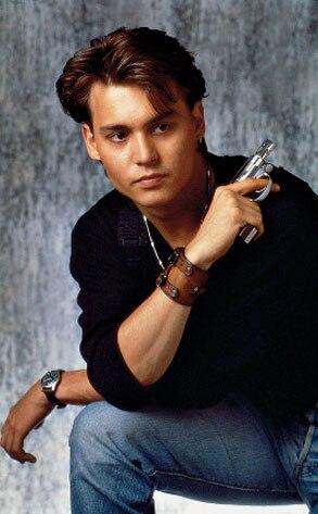 Johnny Depp,  21 Jump Street