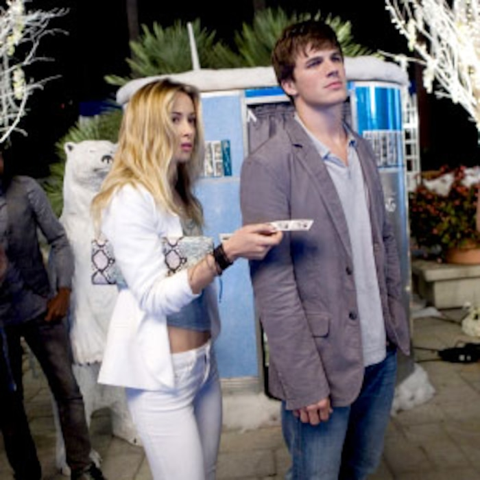 90210, Gillian Zinser, Matt Lanter