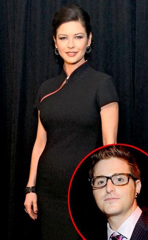 Catherine Zeta-Jones, Cameron Douglas