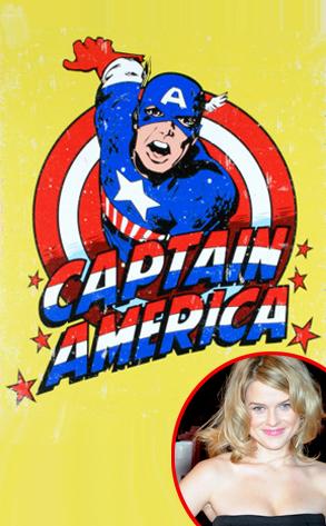 Captain America, Alice Eve