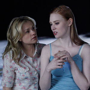 TRUE BLOOD, Anna Paquin, Deborah Ann Woll