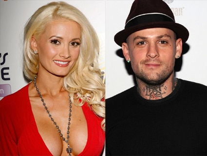 Holly Madison, Benji Madden