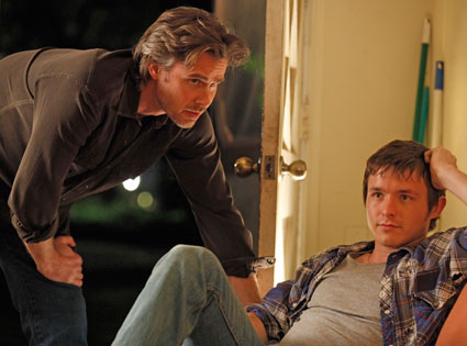 TRUE BLOOD, Sam Trammell, Marshall Allman