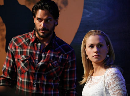 TRUE BLOOD, Joe Manganiello, Anna Paquin