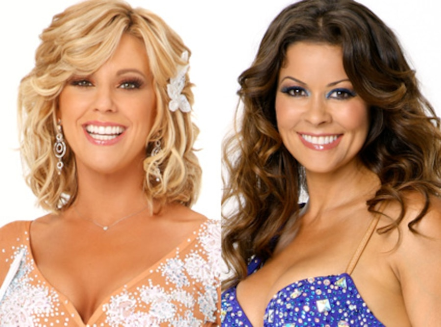 Kate Gosselin, Brooke Burke, Dancing with the Stars