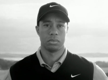Tiger Woods, Nike Ad