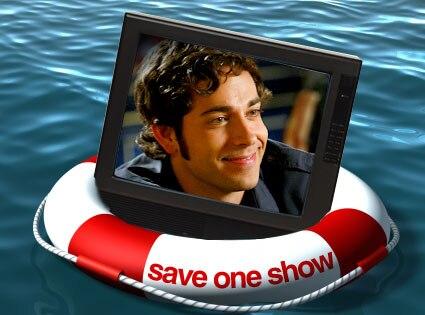 Save One Show, Zachary Levi, Chuck