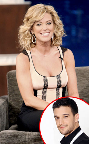 Kate Gosselin, Mark Ballas