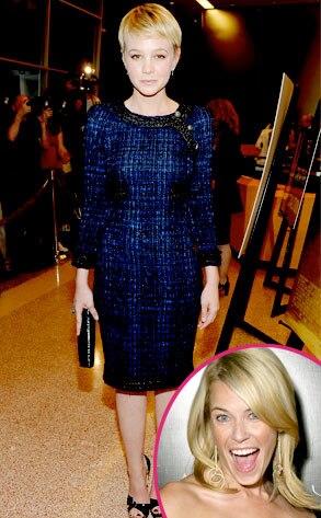 Carey Mulligan, Chelsea Handler