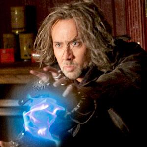 Nicolas Cage, Sorcerer's Apprentice