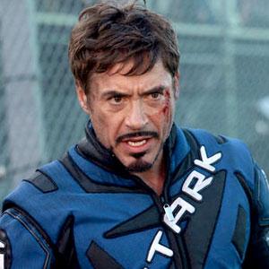 Robert Downey Jr., Iron Man 2