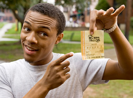 Bow Wow, Lottery Ticket