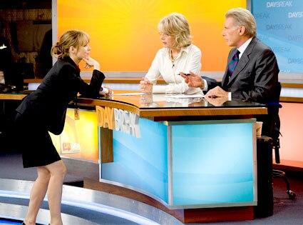 Rachel McAdams, Diane Keaton, Harrison Ford, Morning Glory