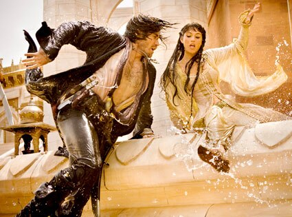 Jake Gyllenhaal, Gemma Arteton, Prince of Persia