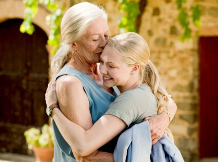Vanessa Redgrave, Amanda Seyfried, Letters To Juliet