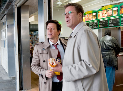 Mark Wahlberg, Will Ferrell, The Other Guys