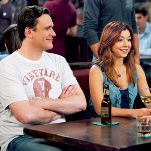 Alyson Hannigan, Jason Segel, How I Met Your Mother