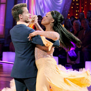 Dancing with the Stars, Niecy Nash, Louis Van Amstel