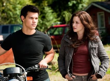 Taylor Lautner, Kristen Stewart, Eclipse