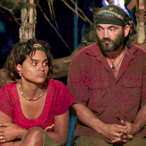 Sandra, Russell, Survivor: Heroes vs. Villains