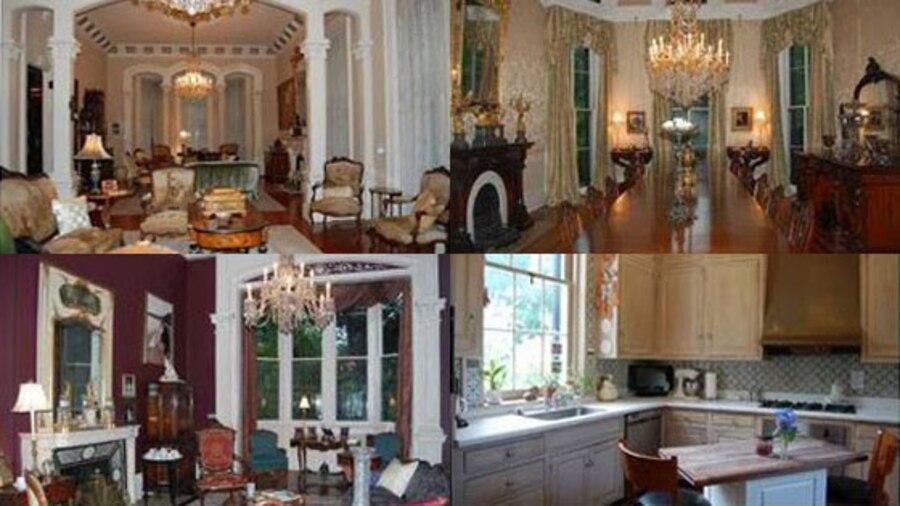 Sandra Bullock, New Orleans House