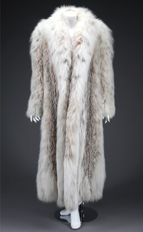 Anna Nicole Auction, Fur Coat