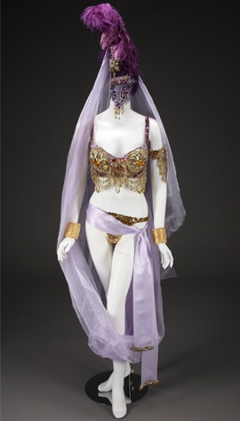 Anna Nicole Auction, Genie Costume