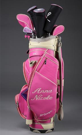 Anna Nicole Auction, Golf Bag