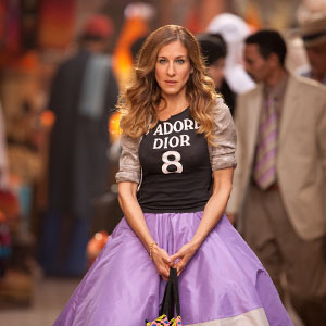SATC 2, Sex and the City 2 Movie, Sarah Jessica Parker