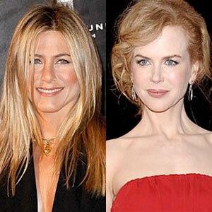 Jennifer Aniston, Nicole Kidman