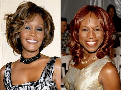 Alexis Houston, Whitney Houston
