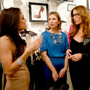 Bethenny Frankel, Jennifer Gilbert, Kelly Kiloren Bensimon