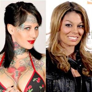 Michelle 'Bombshell' McGee, Jaimee Grubbs