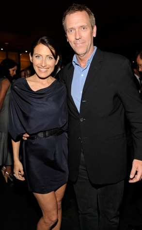 Lisa Edelstein, Hugh Laurie